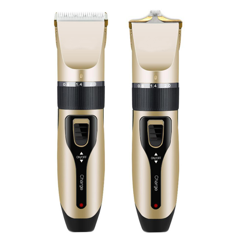 Professional Electric Hair Clipper for Men Rechargeable Carving Hair Trimmer Razor Hair Cutting Machine thumbnail