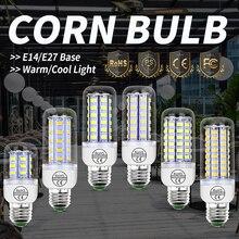 Led gu10 220V Bulb E27 Candle Lamp ampoule led E14 Corn Light 5W 7W 9W 12W 15W 18W Chandelier Lighting Decoration Lamps