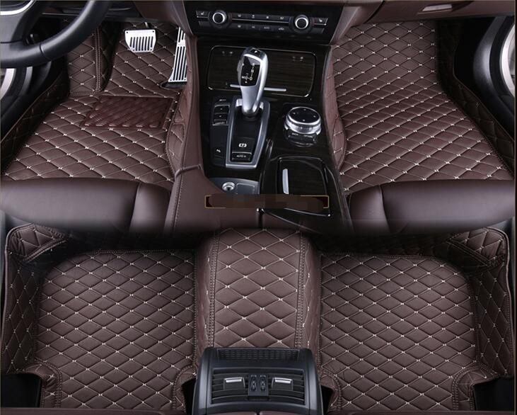 Custom Special Floor Mats For Ford Expedition Seats  Waterproof Carpets   In Floor Mats From Automobiles Motorcycles On Aliexpress Com