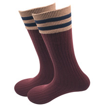 New autumn and winter cotton socks socks Korean boots socks gift boxes(China)