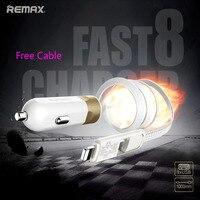 Remax의 i6 usb 자동차 전화 충전기 무료