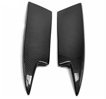 Karbon Fiber Arka Tampon Splitter Mercedes Benz CLA W117 C117 CLA220 CLA250 CLA260 CLA45 2014 +