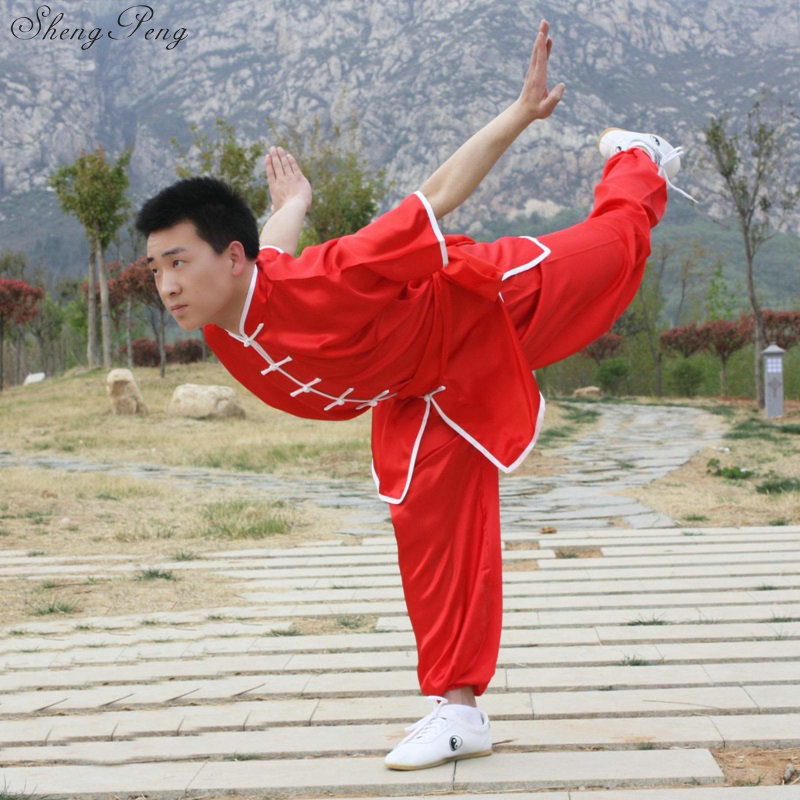 Classic Wushu Competition Uniform 3