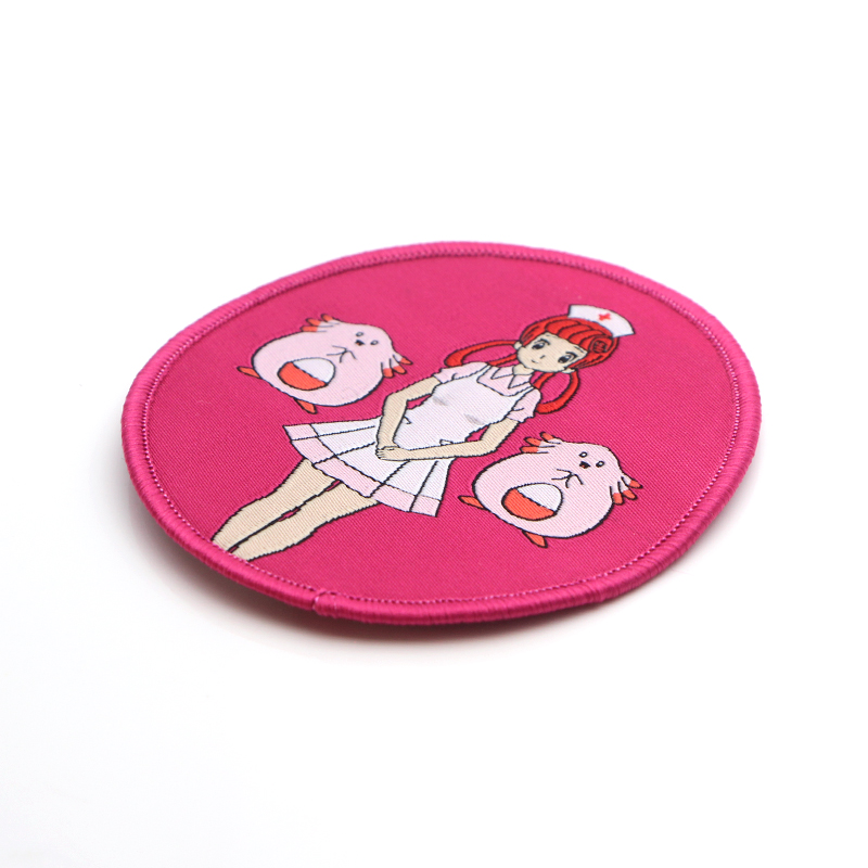 Pocket monsters Nurse joy Chansey DIY embroideried patches sew iron on clothes backpack home decorations stickers badges E0090 in Patches from Home Garden