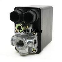 175PSI 1 4 PT Thread 4Port 1Phase Pressure Switch For Air Compressor