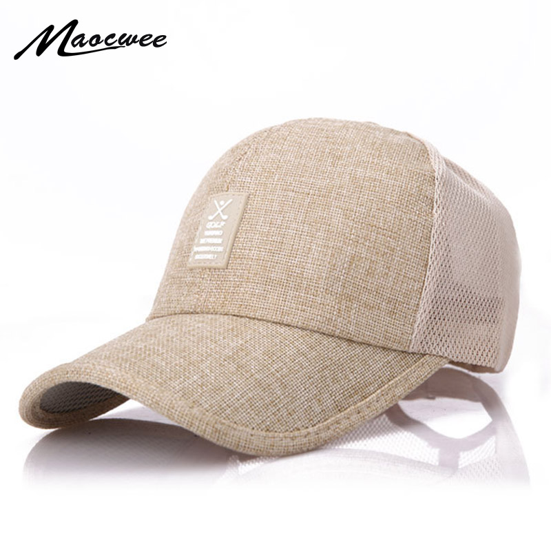 2017 Breathable Shade Baseball Caps Summer Mesh Snapback Hats For Middle-aged Man Men casquette Trucker Cap Old Man Sun Hat [flb] casual skull baseball cap dad hat trucker mesh cap sports beach summer fashion hats for women men casquette hat