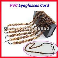 JX008 Free Shipping Personality PVC Sunglass Reading Glasses Eyeglasses Cord Chain Rope Holder