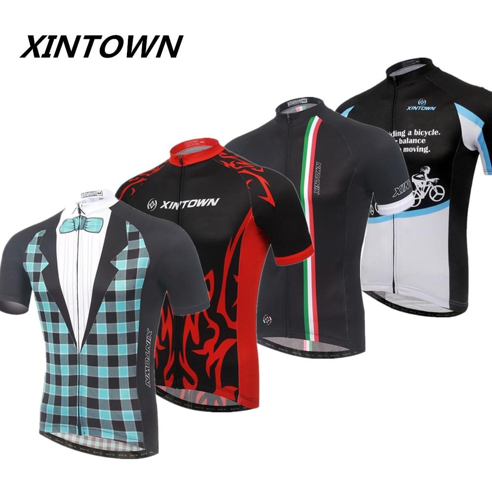 Nový tým Cyklistika Cyklistika Oblečení Ženy Muži Cyklistika Jersey Bunda Cyklistika Top Cyklistika Cyklistická košile Zelená / červená / modrá