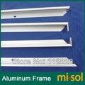 1 x алюминиевая рамка для панели солнечных батарей DIY (5x5