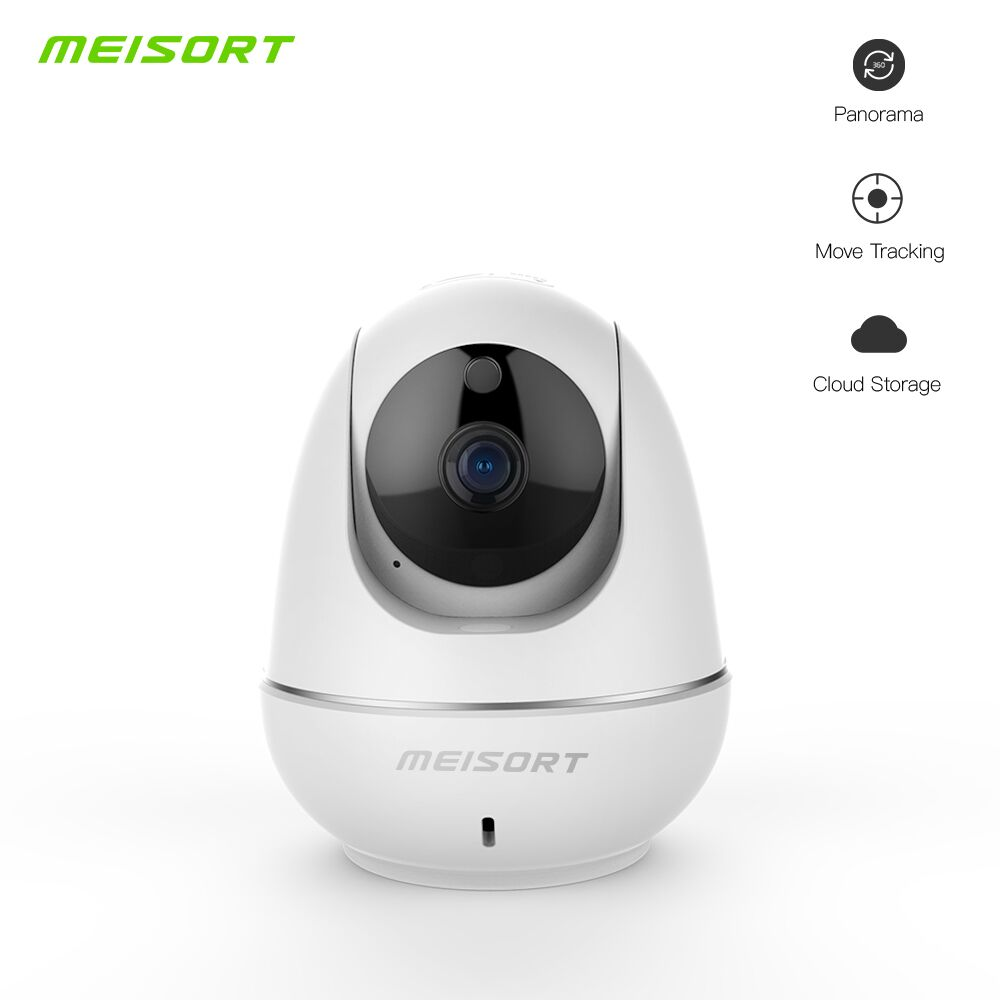 Meisort HD 1080P IP Camera Cloud Wireless Intelligent Auto Tracking Of Human Home Security CCTV Network Wifi Camera Surveillance