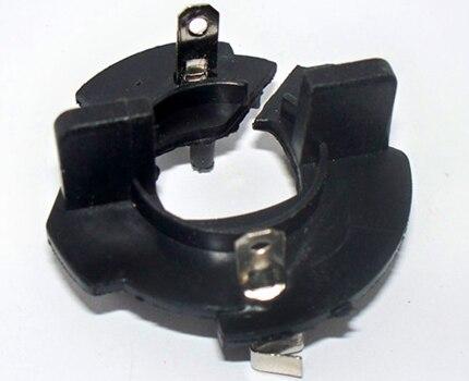 2x H7 Xenon HID Light Bulb holder retainer open type adapter base For Volkswagen VW Jetta MK5 GTi Golf