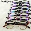 2016 супер TR90 очки площадь женщин полный-рим очки кадры 2954 Oftamologia Recipre доктор очки кадров для мужчин