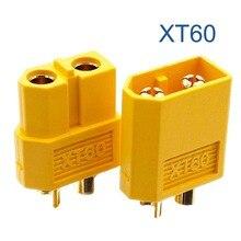 10pcs / 5pairs  XT60 XT-60 Male Female Bullet Connectors Plugs For RC Lipo Battery