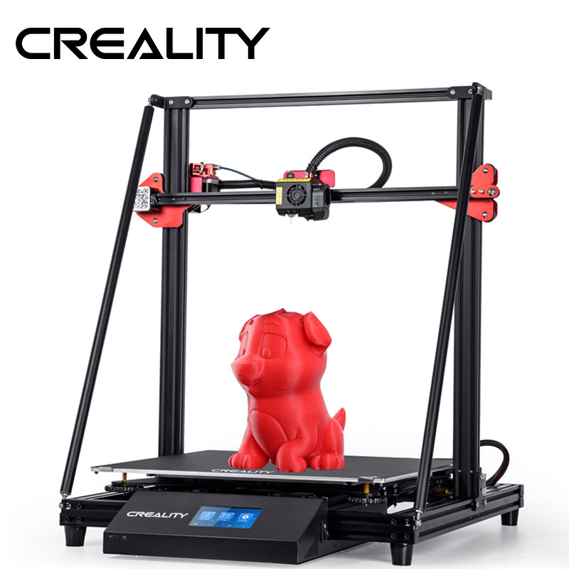 CREALITY 3D CR-10 Max BL Auto Leveling Sensor Printer 4.3inch Touch LCD Resume Printing Filament Detection MeanWell Power(China)
