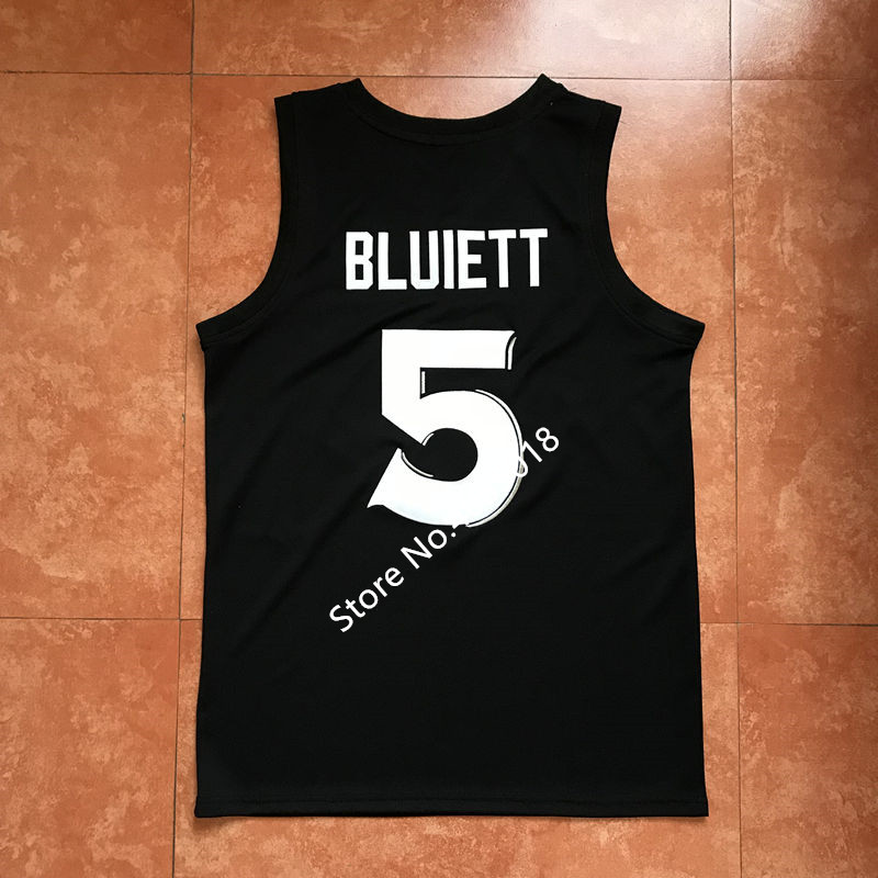 release date: 9fa17 48abc US $33.99 15% OFF|2019 New Mens #5 Trevon Bluiett Xavier Musketeers College  Throwback Basketball Jersey-in Basketball Jerseys from Sports & ...
