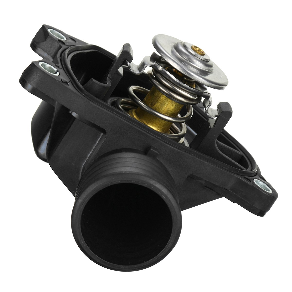 Engine Coolant Thermostat With Housing For Land Rover Freelander 2000 2001 2002 2003 2004 2006