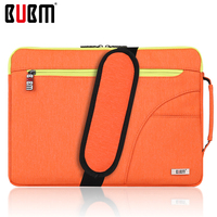 New Dropshipping BUBM Fashion Shoulder Bag Laptop Sleeve Handbag Brief Case 3 Size 3 Colors Dropping