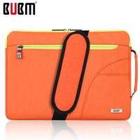 New Dropshipping BUBM Fashion Shoulder Bag Laptop Sleeve Handbag Brief Case 3 Size 3 Colors Dropping