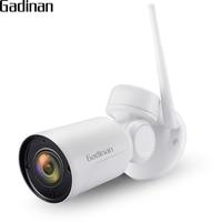 GADINAN Full HD 1080P Wireless Smart WiFi 2.8 12mm Mini CCTV PTZ Pan/Tilt 4XZoom Security IP Camera Audio Record Yoosee Max 128G