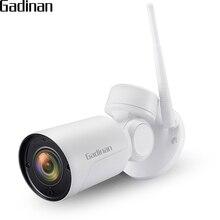 GADINAN Full HD 1080p Беспроводной Смарт Wi-Fi 2,8-12 мм Mini CCTV PTZ панорамирования/наклона 4xzoom безопасности IP Камера аудио запись Yoosee Max 128 г