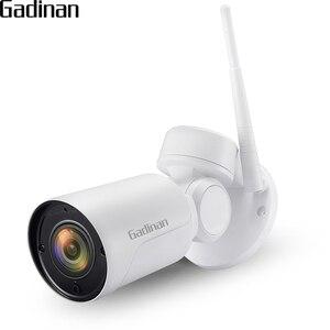 Image 1 - GADINAN フル Hd 1080 p ワイヤレススマート無線 Lan 2.8 12 ミリメートルミニ CCTV PTZ パン/チルト 4 XZoom セキュリティ IP カメラオーディオ録音 Yoosee 最大 128 グラム