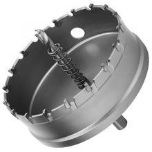 цена на 1 pcs Carbide Tip Hole Saw Cutter Drill Bit Set For Steel Metal Alloy  kit Coated HSS Drill Saw Carpenter