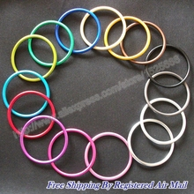 20pcs/10pairs 2.5inch Top quality stock sling ring