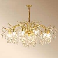 TRAZOS Moderne Led Kronleuchter Gold Kreis Decke montiert LED Kronleuchter Beleuchtung Für wohnzimmer esszimmer Küche