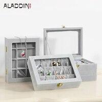 Aladdin Venta caliente regalo de la joyería collar anillo Gafas cajas Accesorios embalaje display fábrica al por mayor