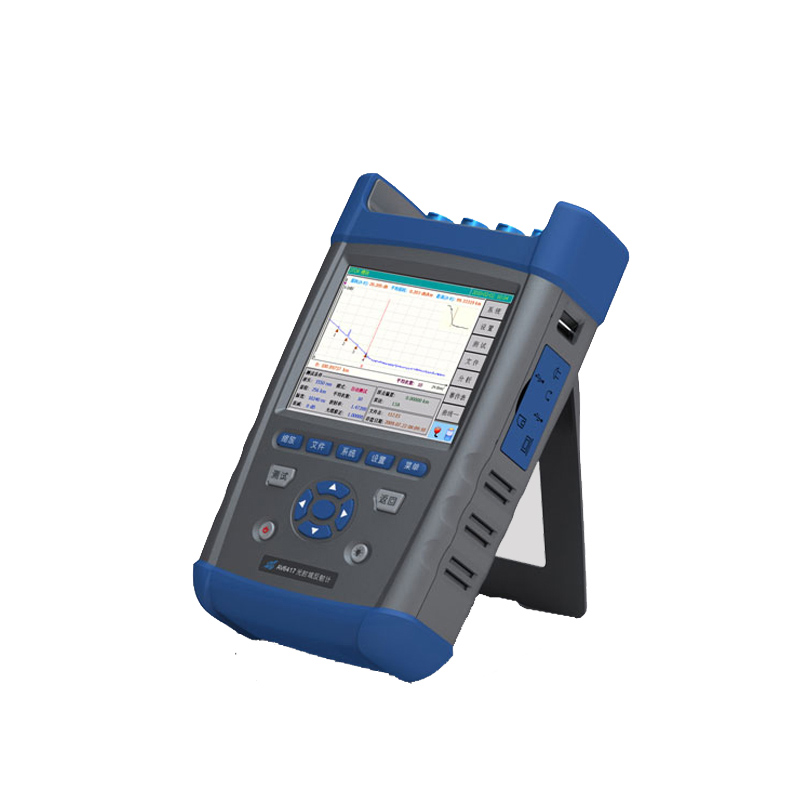 the optical time domain reflectometer otdr Yokogawa aq1200 optical time domain reflectometer mft-otdr compact, hand-held, multi-function.