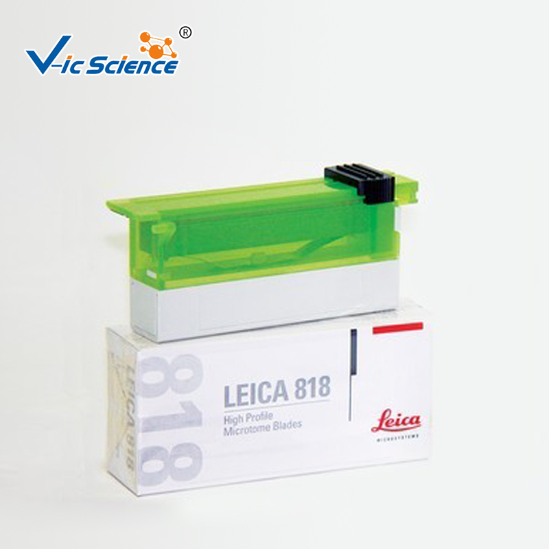 Imports Vācija Oriģinālā uzstādīšana Leica Microtome Blades 818