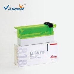 Las importaciones de Alemania de instalación Original Leica cuchillas de microtomo 818