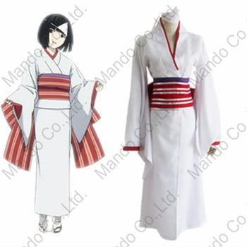 Noragami anime Aragoto Nora Hi Cosplay disfraz niñas kimono japonés vestido mujeres halloween cosplay partido conjunto 6 uds