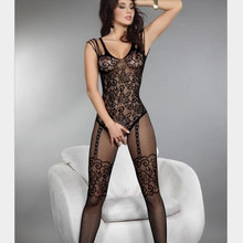 sexy teddy lingerie hot mesh fishnet net open crotch erotic lingerie transparent sexy bodysuit underwear costumes sex products