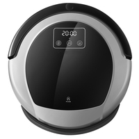 NEWEST Arrival 2D Map Gyroscope Navigation Robot Vacuum Cleaner B6009 With Water Tank,Smart Memory,Aspiradora Robot