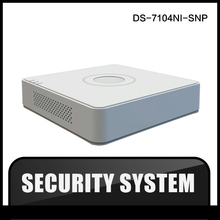 HIK DS-7104NI-SN/P International Version  for POE IP Camera with 4 Ethernet Ports Support POE  Support Update