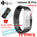 Original iwown I6 PRO Smart Bracelet Heart Rate Monitor Smart Wristband Fitness Tracker Passometer Bluetooth 4.0 For Andriod IOS