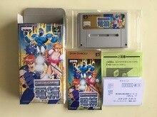 16 битные игры ** Ghost Chaser Densei (японская версия NTSC J! Коробка + инструкция + картридж!)