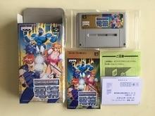 16Bit Games ** Ghost Chaser Densei (Japan NTSC J Versie!! Doos + Handleiding + Cartridge!!)