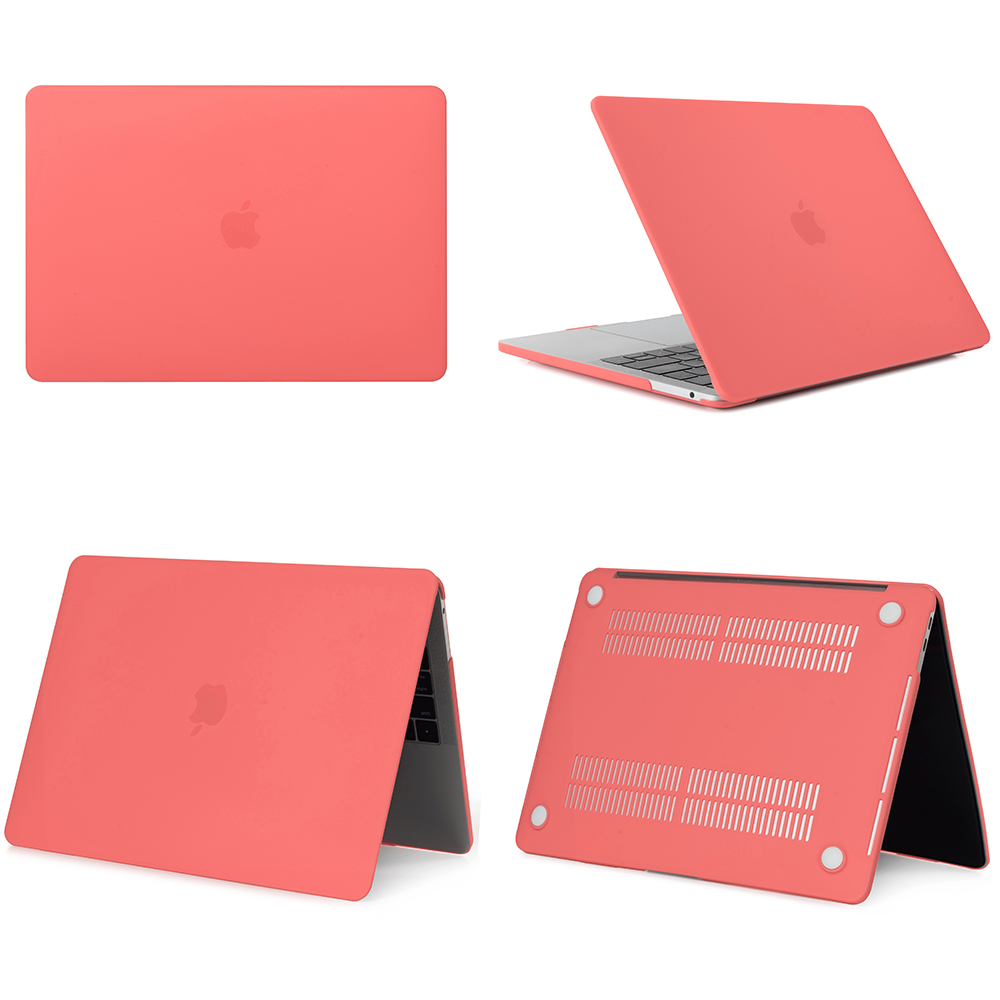 Image 3 - Matte Full Laptop Case For MacBook Air 13 A1932 Pro Retina 11 12 13 13.3 15 15.4 New Touch Bar,for Macbook New Pro 13 A2159 2019-in Laptop Bags & Cases from Computer & Office