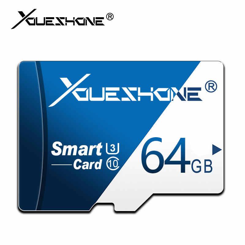 Wysokiej prędkości Class10 cartao de pamięci 32GB karty pamięci 128GB microsd 64GB 16GB flash 8GB usb pendrive kij z wyborem dań z karty sd do telefonu
