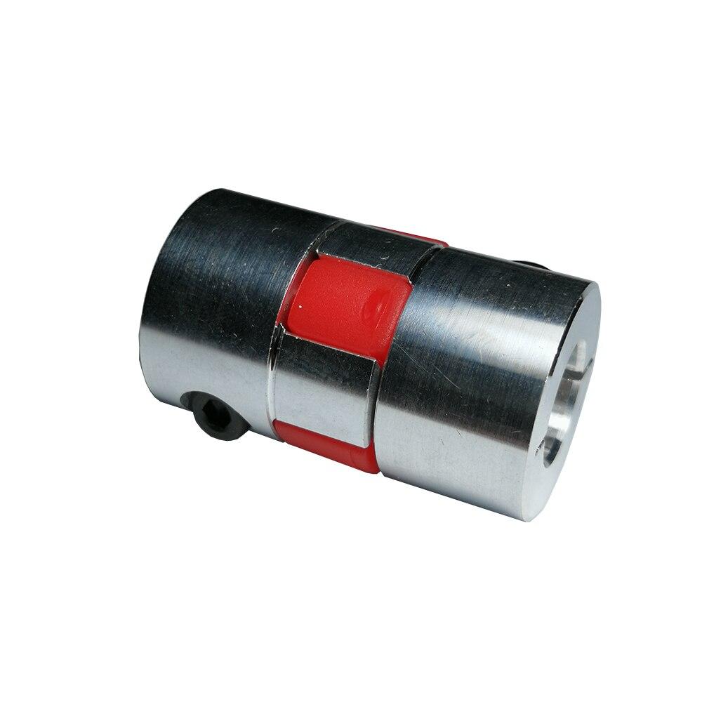"8mm x 12.7mm 1//2/"" Rigid Solid Ballscrew Coupler CNC Stepper Servo Motor Shaft"
