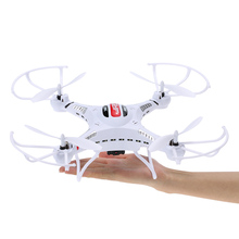 Original JJRC H8CH 2.4G 4CH 6-axis Gyro RC Drones With 2.0MP HD Camera RTF RC Quadcopter with 3D-flip Set-height Mode Function