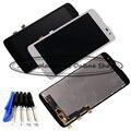 Черный/Белый Для LG X210 X210DS Серии K K7 Dual SIM HSPA (LG M1) ЖК-Дисплей + Сенсорный Экран Digitizer Ассамблеи + Бесплатные Инструменты