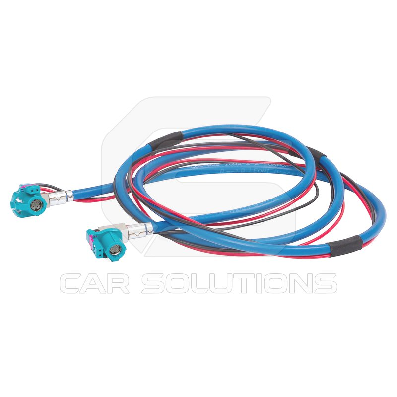 For Audi MMI MIB Certer Display// HUD Head Up Display FAKRA HSD Female Wire Kabel