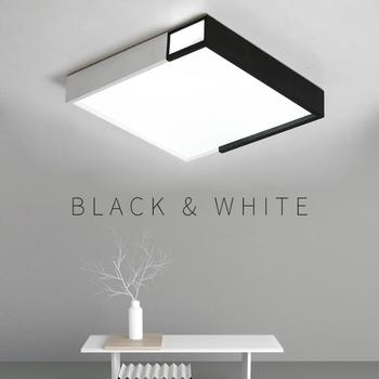 Đèn LED Âm Trần cho Phòng Ngủ có điều khiển từ xa 5 cm chiều cao đèn ốp trần cho 8-20square mét ngôi nhà hiện đại chiếu sáng