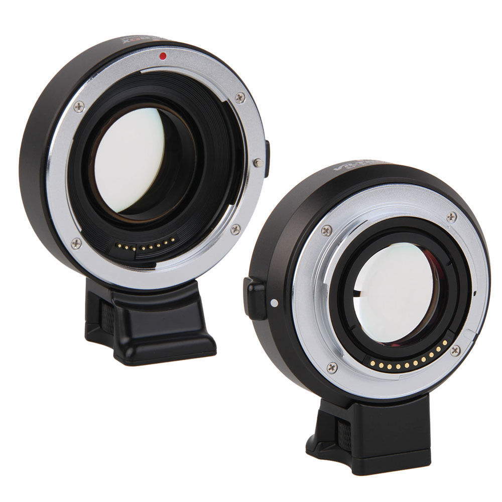 Viltrox Auto focus Reducer Speed Booster Adapter for Canon EF EOS Lens to Sony E NEX camera