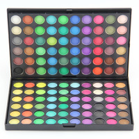 120 Color Eye Shadow 120 2 Colour Makeup No Shading Matte Pearl Taobao Large Amount Of
