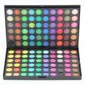 120 cores Nu paleta da sombra da marca de maquiagem paleta de maquiagem urbana, de metal fosco bronzer barras de chocolate, coreano Beleza Cosméticos