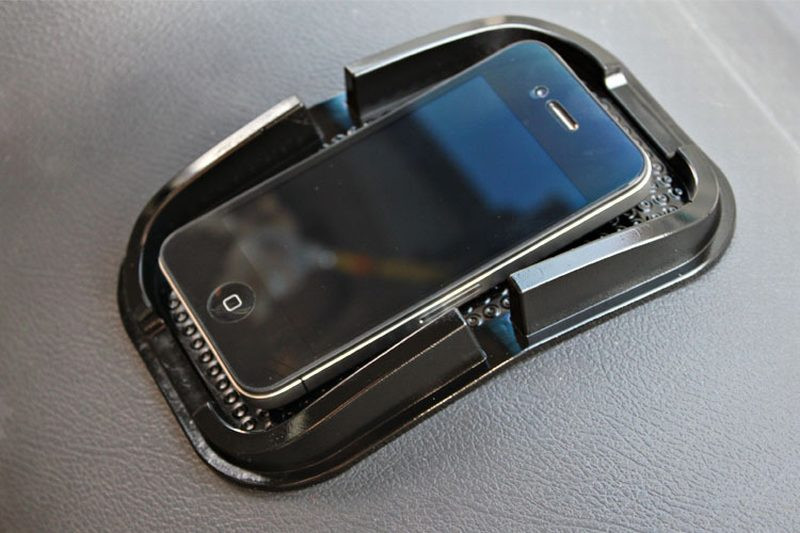HTB1gFZILXXXXXX XpXXq6xXFXXXv - Black Car Dashboard Sticky Pad Mat Anti Non Slip Gadget Mobile Phone GPS Holder Interior Accessories soporte For meizu m2 mini
